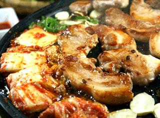 ユニークスタイル韓国料理0401