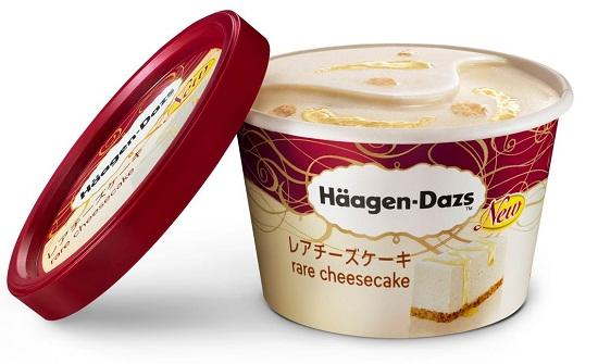 ハーゲンダッツレアチーズケーキ