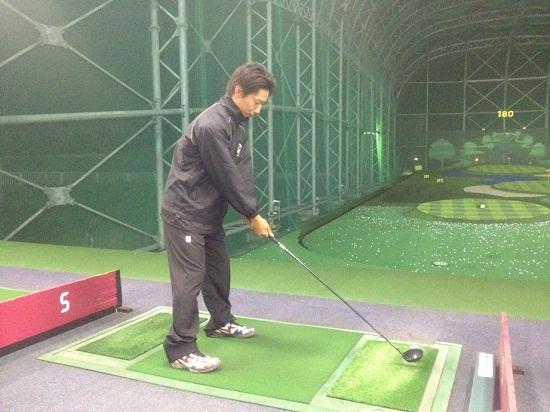 佐藤さんゴルフ1212