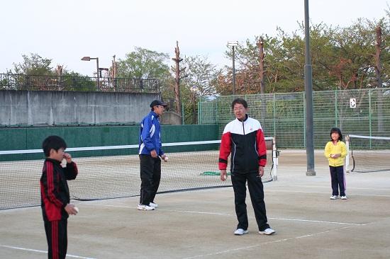 大久保幸一ソフトテニス