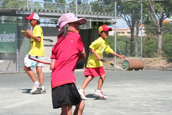 ソフトテニスイベント09171