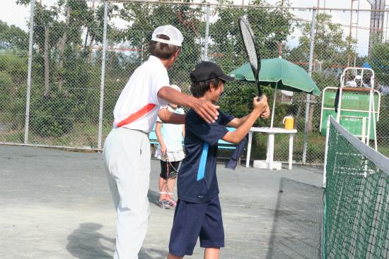 ソフトテニスイベント09176