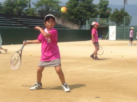 子供テニス0729