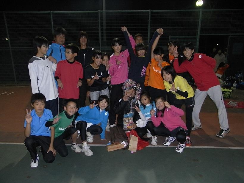 丸谷コーチ誕生日