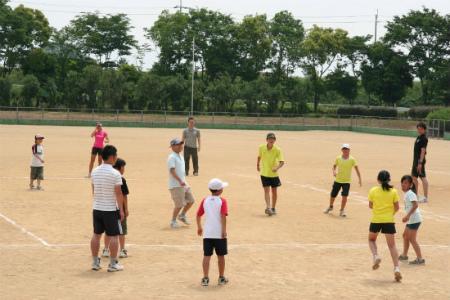 親子スポーツフェス2011サンアメリアルスタイル2